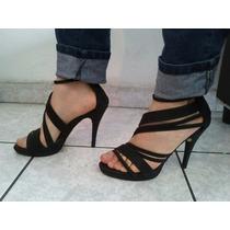 Zapatillas Modelo Elegante Y Moderno