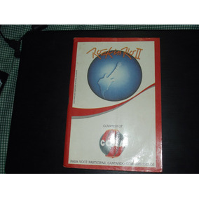 Brochura Rock In Rio 2 - Maracanã Dia 26 Jan 1991 - Letras