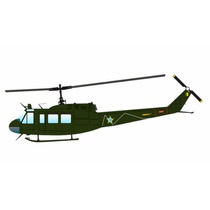 Helicopter Brazilian Air Force Bell Uh-1h Iroquois