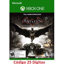 Batman: Arkham Knight Xbox One Codigo 25 Digitos .
