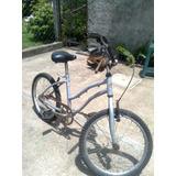 Bicicleta Graziella Rodado 20 Tal Como Está