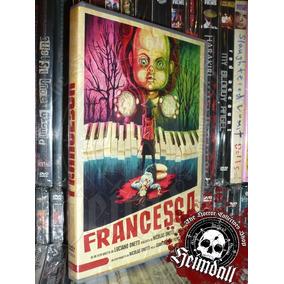 Dvd Francesca Giallo Argentino Dario Argento Gore R0 Español