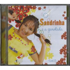 Cd Sandrinha E A Garotada - Vol 5