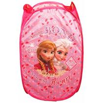 Cesto Pop-up Frozen Anna Y Elsa Strong Bound Blakhelmet Sp