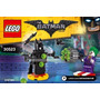 Lego Batman Movie The Joker Battle Training Polybag 30523