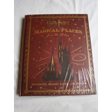 Libro Harry Potter: Magical Places From The Films Ingles