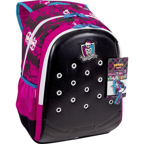 Mochila Grande Monster High Zoops 15zo