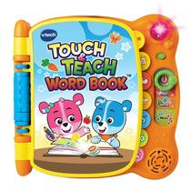 Vtech Touch Y Enseñar La Palabra Libro