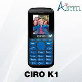 Celular Ciro K1 Barato / Nuevos Con Garantía / Libre