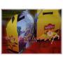Cajita Feliz Personalizada X50 Unid- Cumpleaños - Bautismos