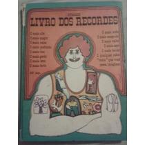 Guinness Book - Livro Dos Recordes - Ano: 1974