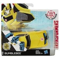 Transformers Bumblebee Robot In Disguise 1 Paso Hasbro