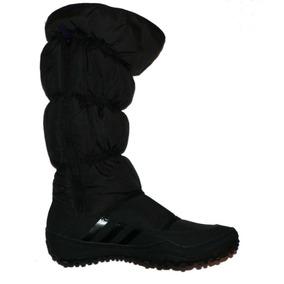 Botas adidas Adi Winter Color Morado Mujer Nuevo