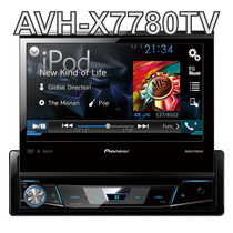Dvd Pioneer Retrátil Avh-x7580bt 7580 Mixtrax Bluetooth Usb