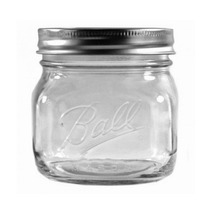 Mason Jar Edicion Elite 16 Oz Caja Con 4 Piezas