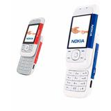 Carcasa Nokia 5200 Xpressmusic Con Riel Nueva