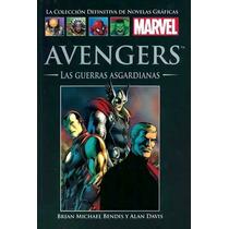 Coleccion Marvel Salvat: Guerras Asgardianas
