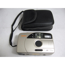 Câmera Fotográfica Mirage Af Star C/case Nova Sem Uso