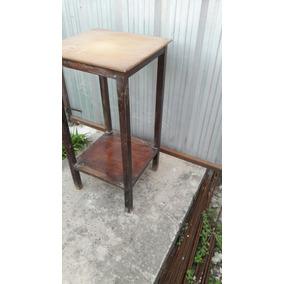 Mesa ratona usada de madera hogar muebles y jard n en for Mesa algarrobo usada