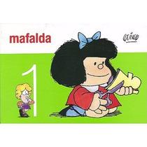 Mafalda 1 2 3 4 5 6 7 8 9 Y 10 Colección Completa Quino