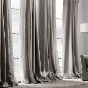 cortinas a medida blackout tejido lino mica oscuridad