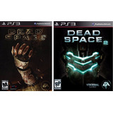 Ps3 Dead Space 1 + Dead Space 2 Ps3