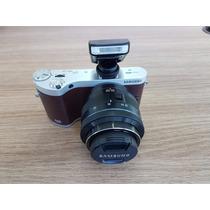 Camera Digital Samsung Ev-nx300 Semi-profissional