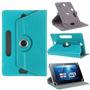 Funda Rigida 7 Tablet Pc Book Cover Eco Cuero Para Tablet 7
