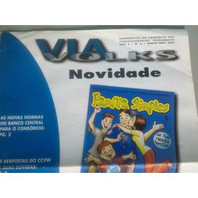 Jornal Informativo Do Consórcio Dos Concessionários Volks.
