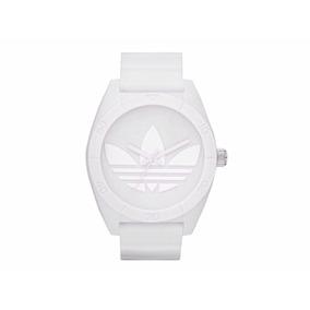 reloj adidas mujer blanco