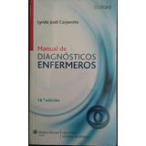 Libro ( Carpenito ) Manual De Diagnósticos Enfermeros.