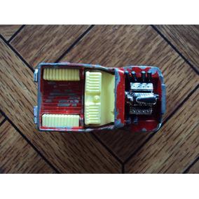 Carrinho Matchbox Jeep
