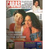 Revista Caras 340 - 2000 - Claudia Ohana - Patrícia França