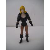Black Canary Canario Negro Crisis Dc Universe Mattel