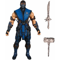 Mortal Kombat X: Sub Zero - 16 Cm - Mezco - Lançamento