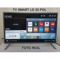 Tv Smart Lg Led 32 Hd Semi Nova Frete Gratis