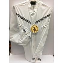 Camisa Charra/pachuqueña Gala Espuela De Oro