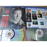 Peligro Inminente 2 Laserdisc Harrison Ford