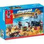 Playmobil Set De Piratas Isla Del Tesoro Cod 6625