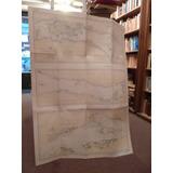 Mapa Desplegable Canal Beagle Tierra Del Fuego 3l