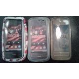 Tpu Funda Nokia 5230 Nuevas,cover Protector Transparente