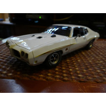 Pontiac Promo Gto 1970 1/18 Acme