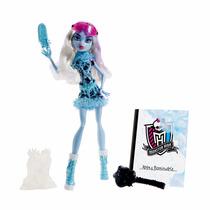 Boneca Monster High Abbey Bominable - Mattel