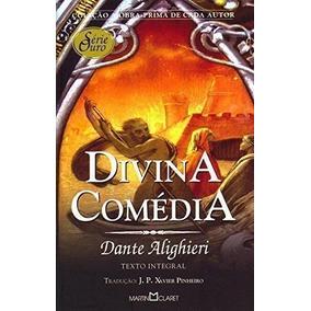 Livro Divina Comédia - Série Ouro Dante Alighieri
