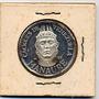 Medalla Caciques De Venezuela - Manaure- Plata 1000 Año 1959