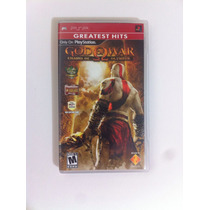 God Of War Chains Olympus Psp