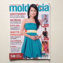 Revista Molde & Cia Maytê Piragibe N°37