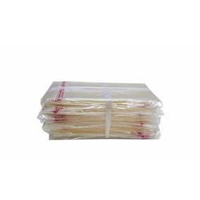 Saquinho Adesivado 6x12 Para Películas De Unhas - 10000 Un