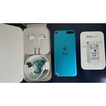 Ipod Touch 5g 32gb Seminuevo Azul