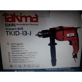 Taladro Takima 1/2 13mm Percutor 500 Wts Nuevo Con Factura.